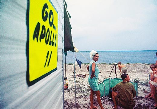 Cocoa Beach, pre-11 launch, blog post#2